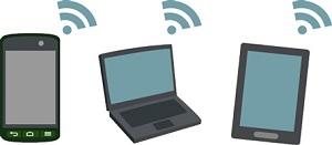 wi-接続