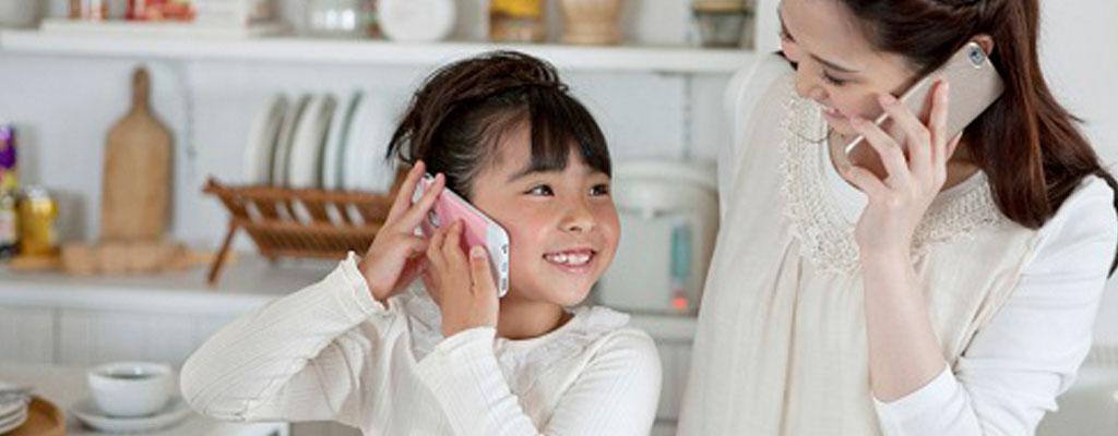 子供用スマホも格安SIMで節約!