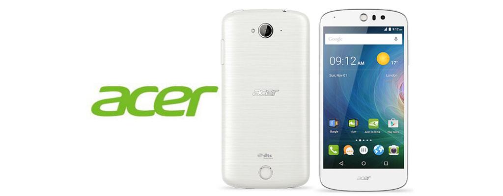 Acer製スマホの特徴は?