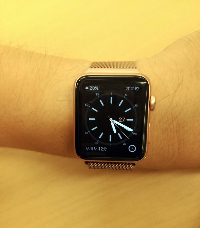 9062220162 iPhone対応スマートウォッチは、他のメーカーからも販売されていますが、やはりApple公式のApple Watch SERIES2ならスムーズに iPhoneと連携でき、日常のあらゆる ...
