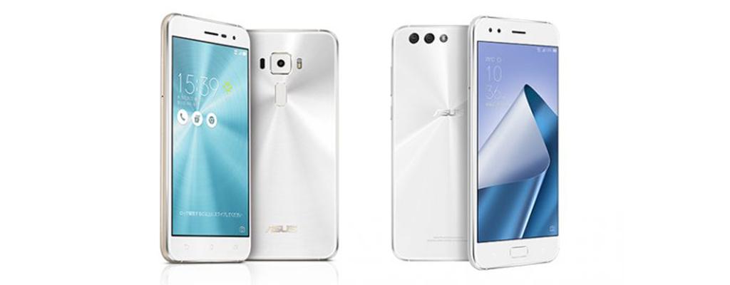 どっちを選ぶ?ASUS Zenfone 3とZenfone 4を徹底比較!