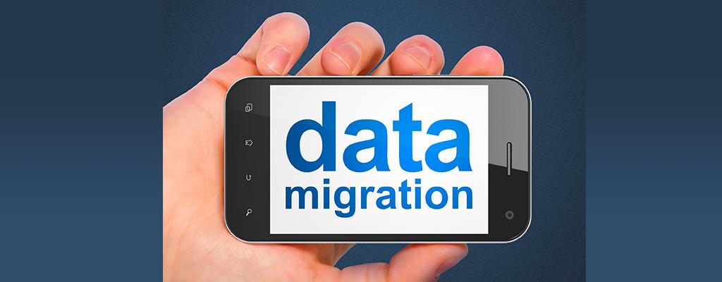 AndroidからiPhoneへのデータ移行は意外と簡単だった!