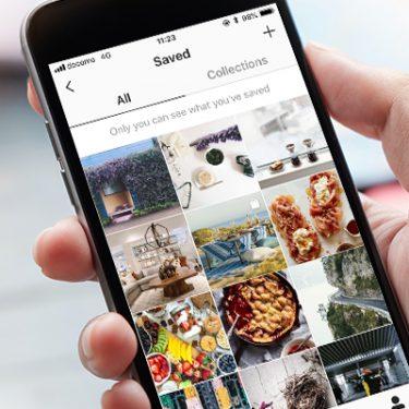 Instagramの新機能「コレクション」を使いこなそう!