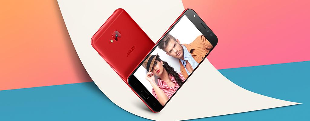 ZenFone 4 Selfie Proレビュー|カメラの使い心地は?