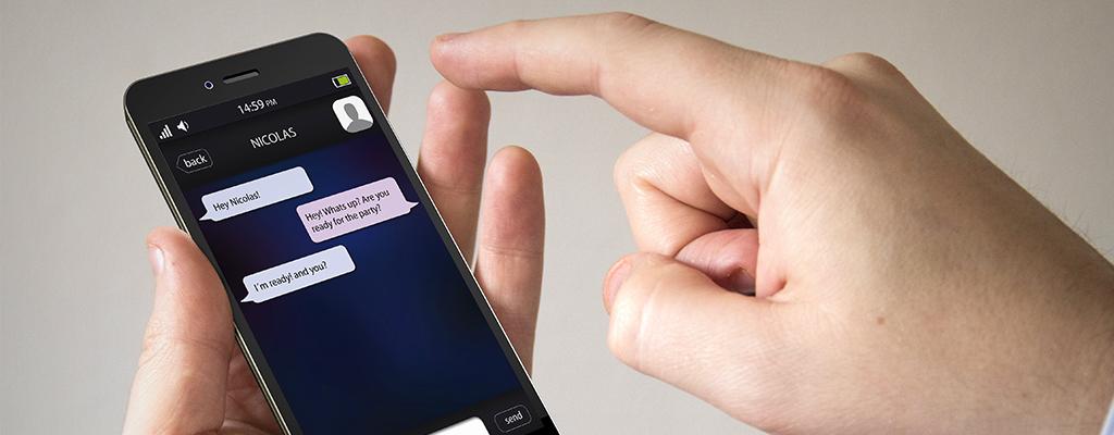 SMS機能は必要?ないと困るのはこんなとき!