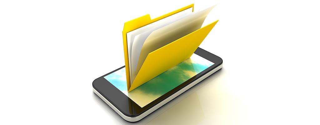 iPhoneの新機能「ファイル」アプリってなに?