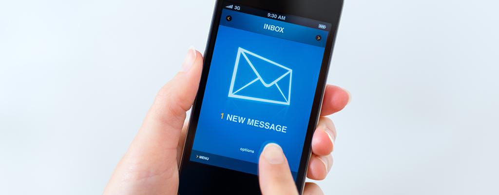超簡単!iPhoneで未読メールだけを一発であぶり出す方法