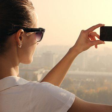 iPhoneカメラ|QRコード読み取りやポートレートモードの使い方
