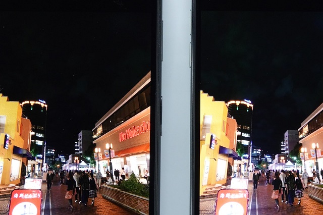 iPhone Xs、iPhone Xのディスプレイを比較