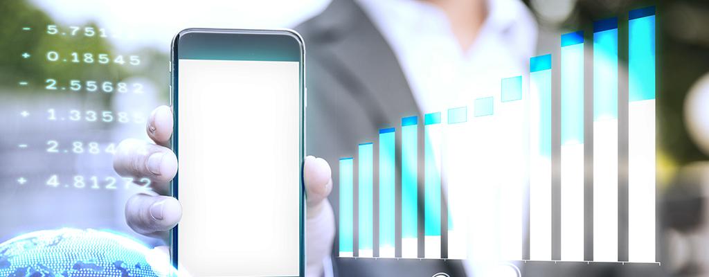 iPhoneやAndroidで毎月のデータ通信量を簡単にチェックする方法