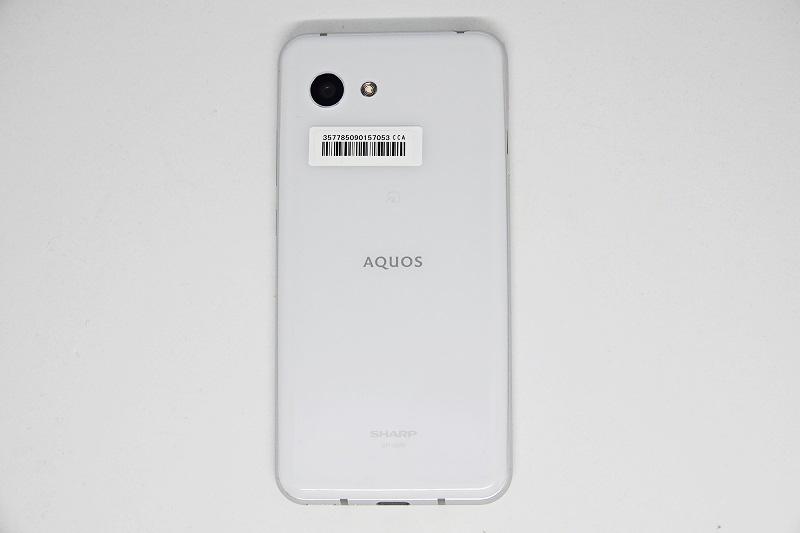 AQUOS R2 compact SH-M09の本体画像