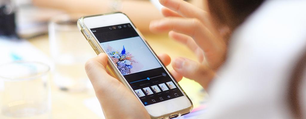 iPhoneで写真編集|標準アプリの機能と使い方を紹介【ライト編】