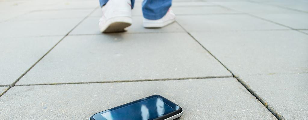 「スマートフォンを探す(デバイスを探す)」でなくしたスマホを見つける方法