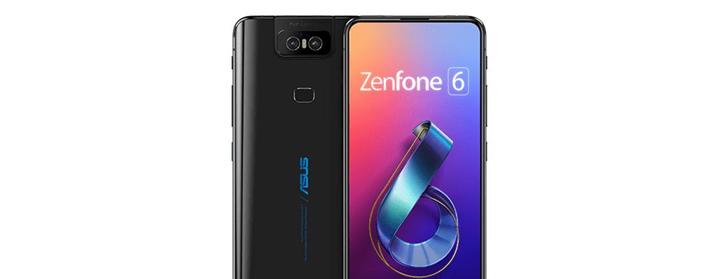 ZenFone 6レビュー|フリップカメラ搭載の新しい形のスマホ