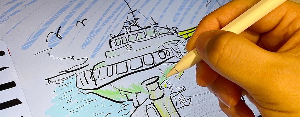 iPadでお絵描き 「Adobe Illustrator Draw」の使い方(初級編)