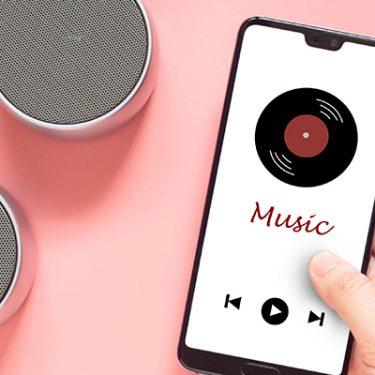 音楽検索アプリshazamのイメージ