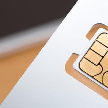 SIMカードの処分方法