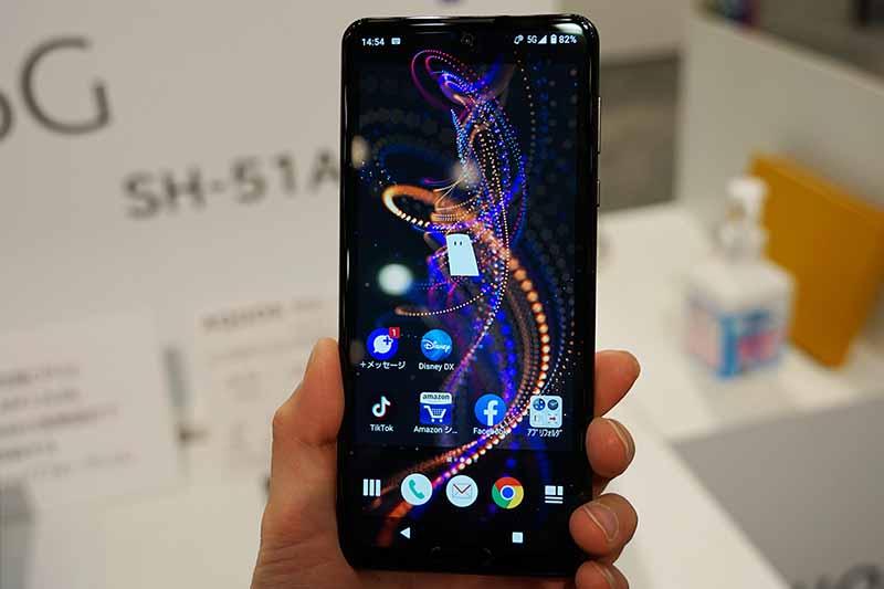 携帯 5g 対応