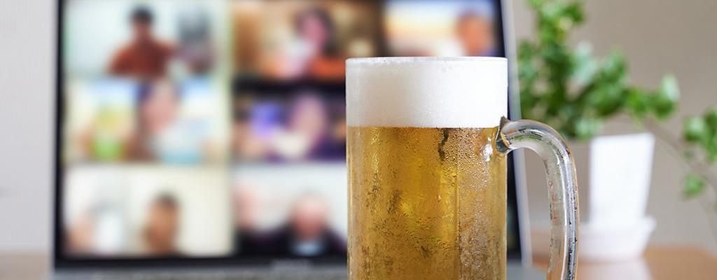 オンライン飲み会に使える!4つのビデオチャットサービスを比較