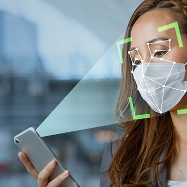 【iPhone】マスクを着けたままFace IDで解除する方法
