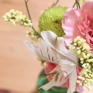 スマホで簡単スタート!お花のサブスクbloomeeをはじめてみた。