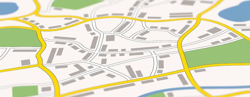 ここは昔どんな場所だったの?昔の地図上で散歩できる古地図散歩アプリ