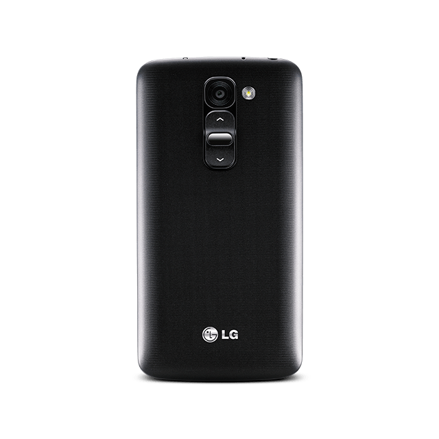 LG G2 mini for BIGLOBE ブラック back