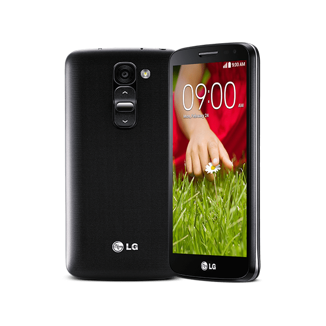 LG G2 mini for BIGLOBE ブラック set