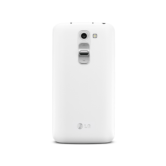 LG G2 mini for BIGLOBE ホワイト back
