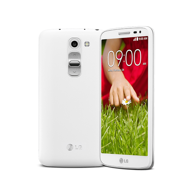 LG G2 mini for BIGLOBE ホワイト set