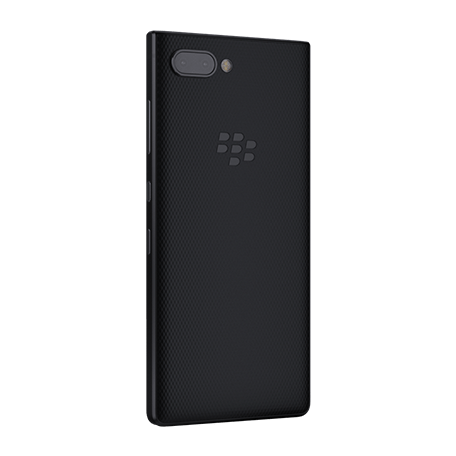 BlackBerry KEY2 ブラック angled-back