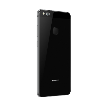 HUAWEI P10 lite ブラック angled-backサムネイル