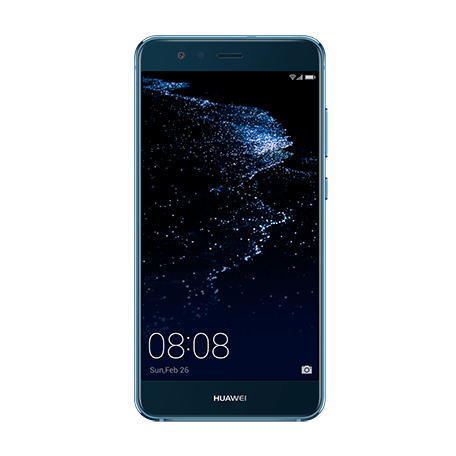 HUAWEI P10 lite ブルー front