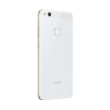 HUAWEI P10 lite ホワイト angled-backサムネイル