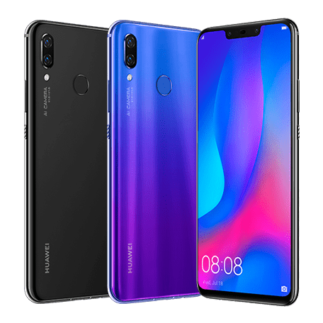 HUAWEI nova 3 パープル main_mv.png