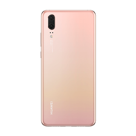 HUAWEI P20 ピンクゴールド backサムネイル