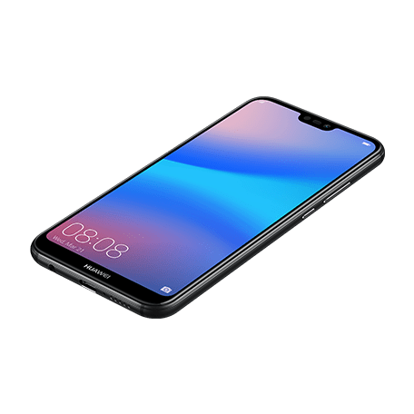 HUAWEI P20 lite ブラック topサムネイル