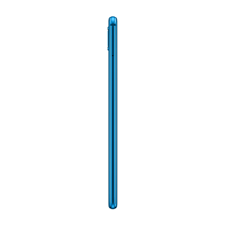 HUAWEI P20 lite ブルー side-leftサムネイル