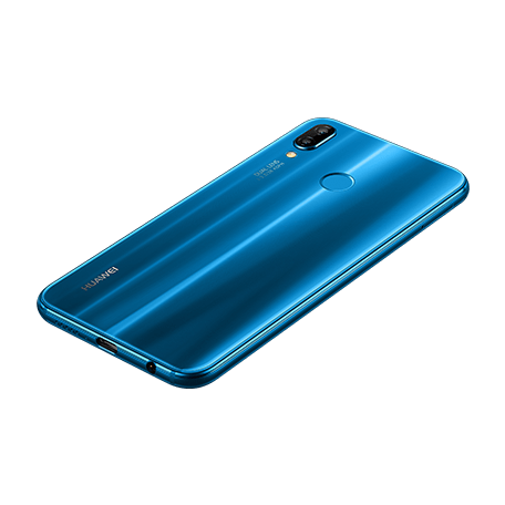 HUAWEI P20 lite ブルー underサムネイル