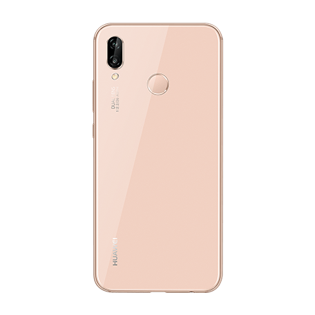 HUAWEI P20 lite サクラピンク back