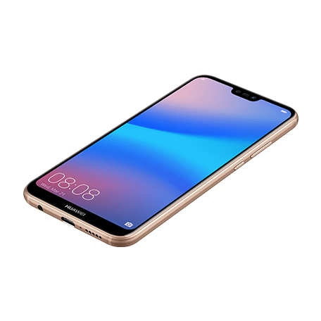 HUAWEI P20 lite サクラピンク top