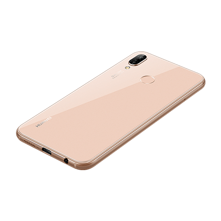 HUAWEI P20 lite サクラピンク under