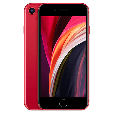iPhone SE(第2世代) (PRODUCT)RED™ set