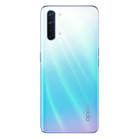 OPPO Reno3 A ホワイト backサムネイル