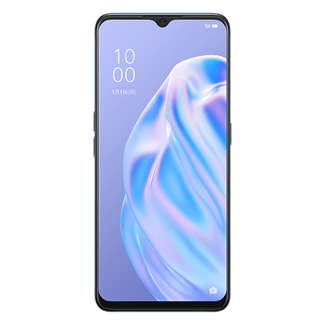 OPPO Reno3 A ホワイト front
