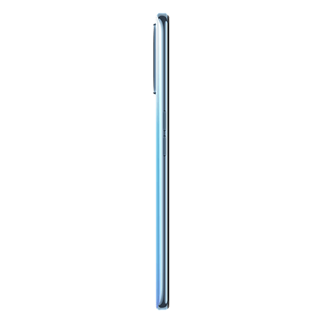 OPPO Reno3 A ホワイト side-left
