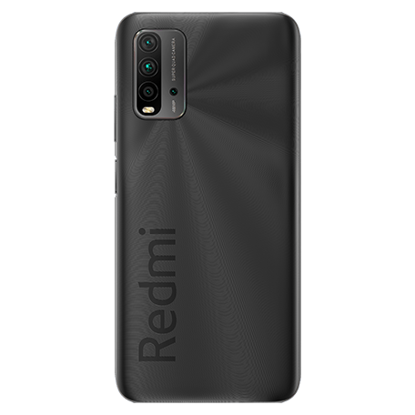 Redmi 9T グレー backサムネイル