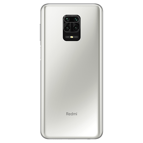 Redmi Note 9S ホワイト backサムネイル