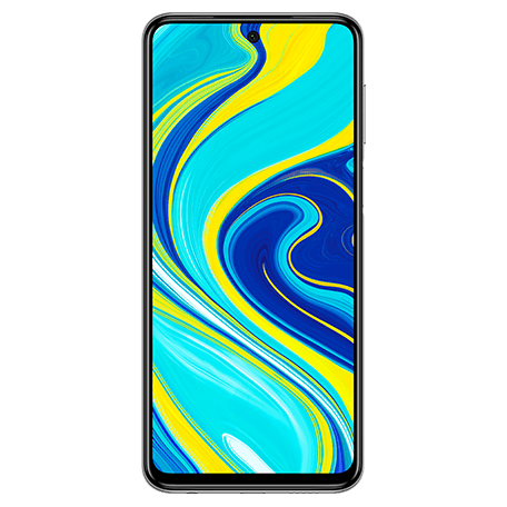 Redmi Note 9S ホワイト frontサムネイル