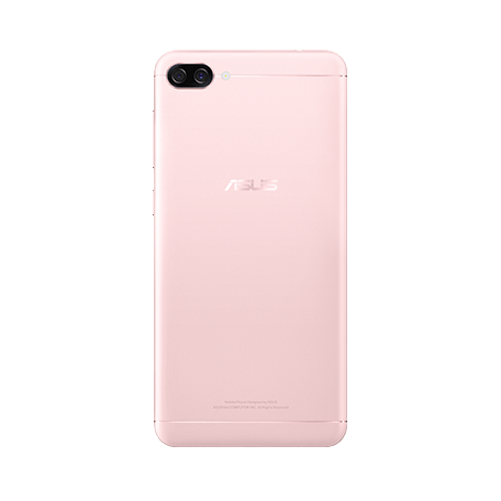 ZenFone 4 Max (ZC520KL) ピンク backサムネイル
